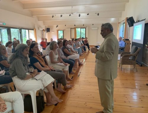 Holistic AYM Seminar in France 28-29th September 2019