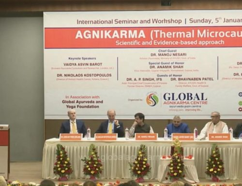 International Thermal Microcautery (Agni Karma) Conference, Jan 5 2020
