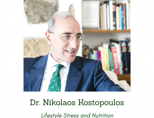 Dr N. G. Kostopoulos on the Global Wellness Session of Healing our Earth, 10th May 2020