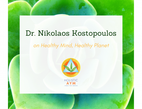 Dr N. G. Kostopoulos on the Global Online Summit of Healing our Earth, 31st May 2020