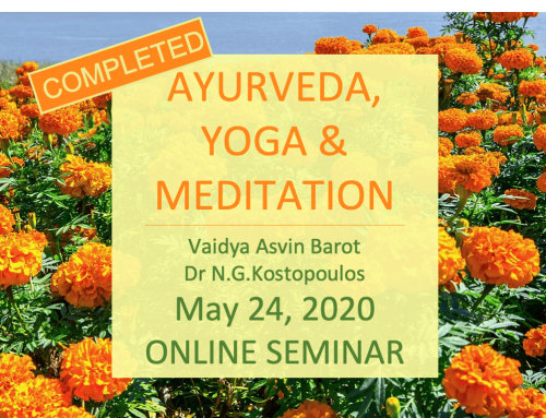 Holistic AYM Online Seminar, 24th May 2020